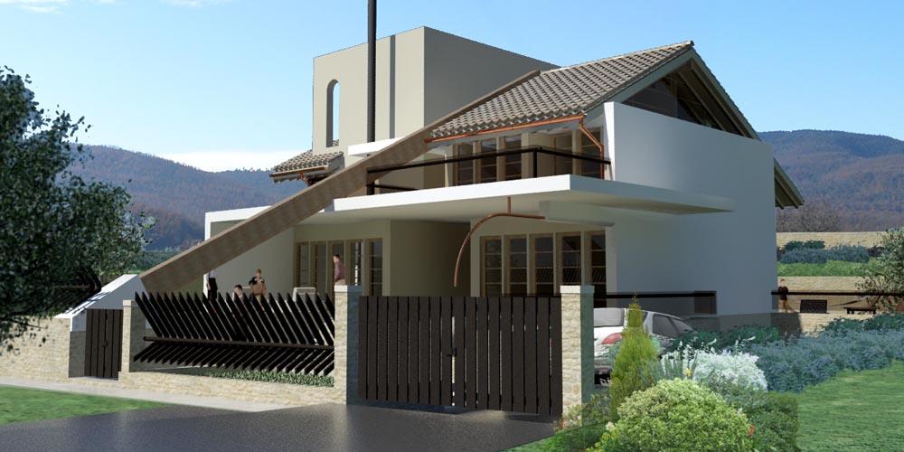 Villa GD