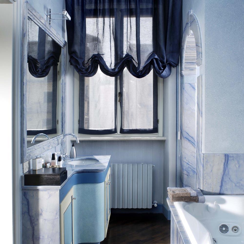 Interior: bagno