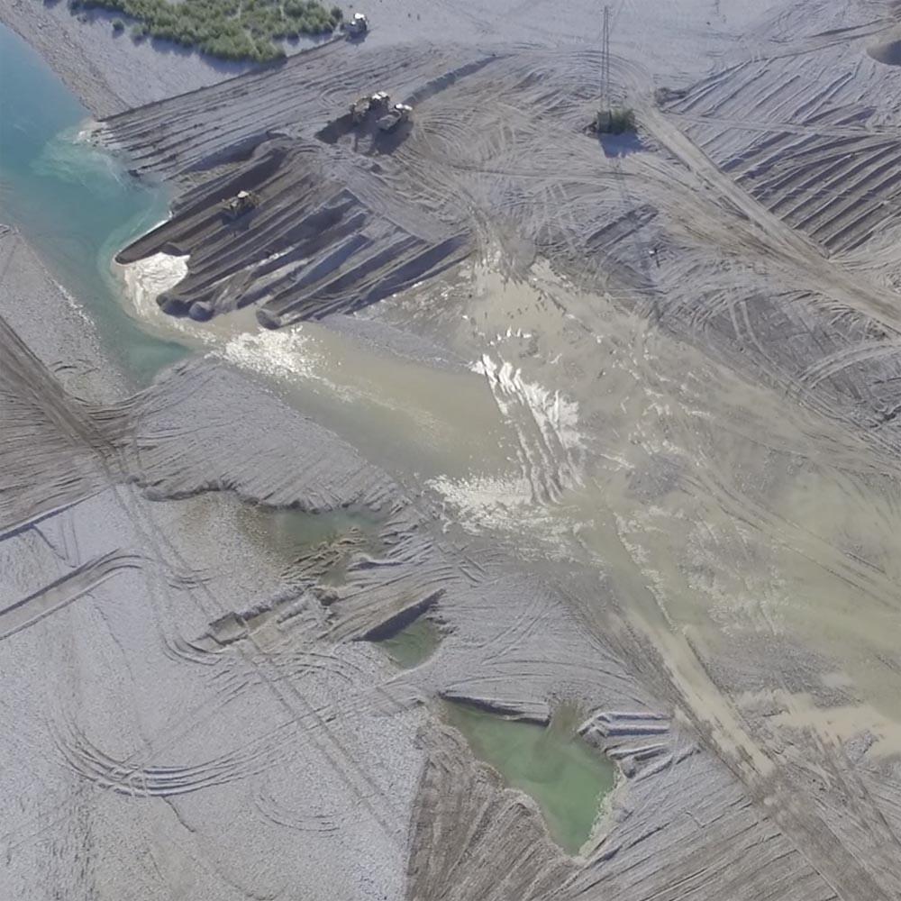 Risagomatura fiume Isonzo| Direzione lavori e sicurezza